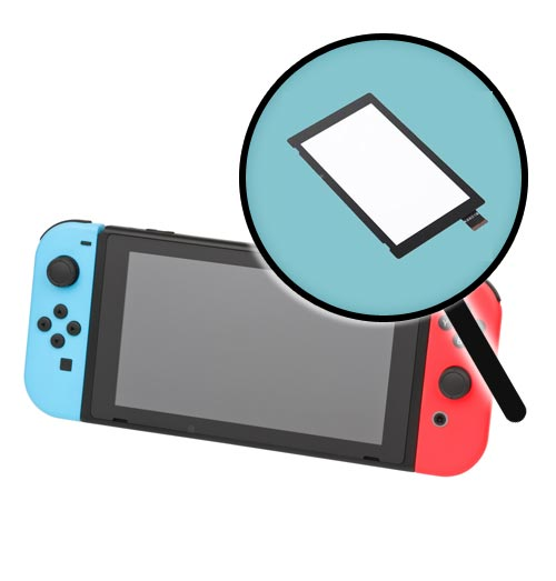 Nintendo Switch Repairs: Touch Screen Replacement Service