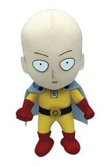 One Punch Man Saitama 8 Inch Plush
