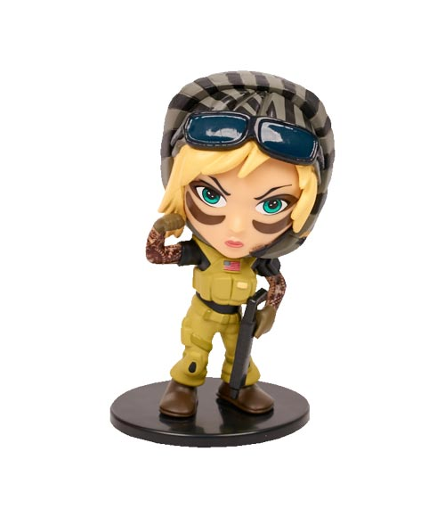 Rainbow Six Valkyrie Window Box Figure