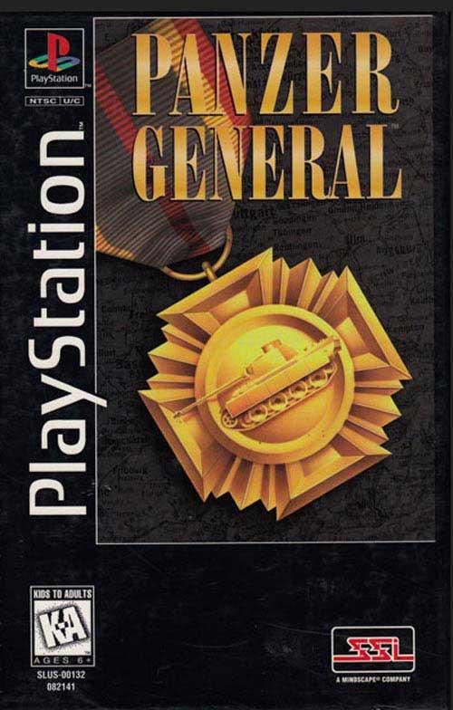 Panzer General Long Box Version