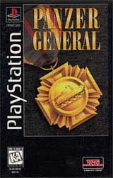 Panzer General Long Box Version