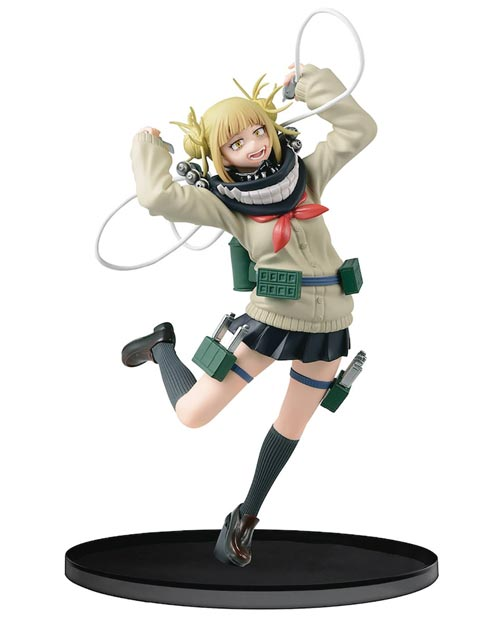 My Hero Academia World Colosseum V5 Himiko Toga Figure