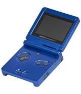 Nintendo Game Boy Advance SP Cobalt Blue Refurbished System - Grade A