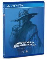 Oddworld Stranger's Wrath HD Blue PSX Variant