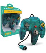 N64 Tomee Controller Turquoise