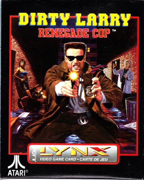 Dirty Larry: Renegade Cop