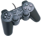 PS2 Controller Black By Sony