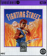 Fighting Street CD