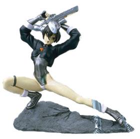 Masamune Shirow Intron Depot Karamitie Mini Figure