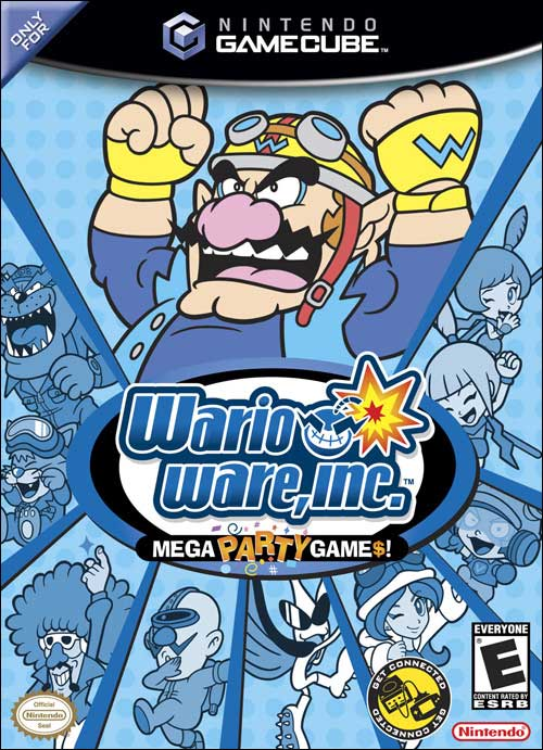 Warioware Inc. Mega Party Games