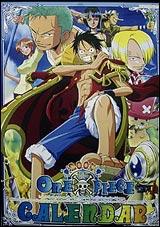 One Piece 2004 Calendar