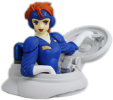 Masamune Shirow: Dominion Leona & Bonaparte Mini-Figure