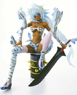 Bome Volume 3 Oni Musume Repaint Figure