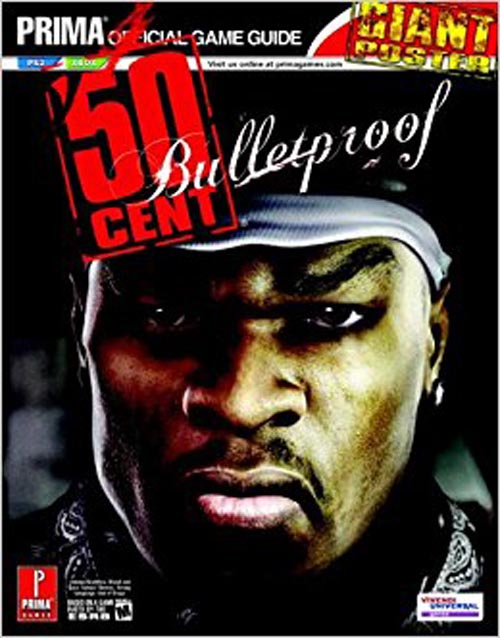 50 Cent: Bulletproof Prima Official Strategy Guide