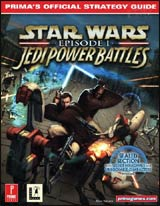 Star Wars: Jedi Power Battles Official Strategy Guide