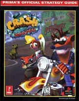 Crash Bandicoot Warped Official Strategy Guide