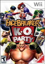 Face Breaker K.O. Party
