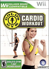 Golds Gym Cardio Workout