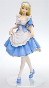 Shining Wind: Clalaclan Maid 1/8 Scale Ani Statue