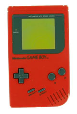 Nintendo Game Boy System RED