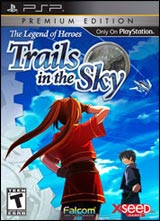 Legend of Heroes: Trails in the Sky Premium Edition
