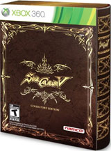 Soul Calibur V Collector's Edition