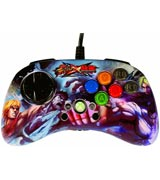 Xbox 360 Street Fighter X Tekken Fight Pad SD Ryu & Ken vs Kazuya & Nina