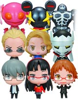 Persona 4 The Animation GCC Mini-Figures