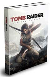 Tomb Raider Limited Edition Official Strategy Guide