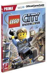 LEGO City: Undercover Official Game Guide