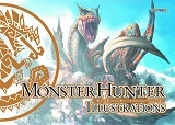 Monster Hunter Illustrations Vol 1