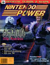 Nintendo Power Volume 116 Castlevania 64