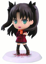 Fate/Stay Night: Chibi-Kyun-Chara Rin Figure