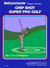 Chip Shot Super Pro Golf