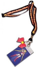 Sailor Moon Bow Lanyard
