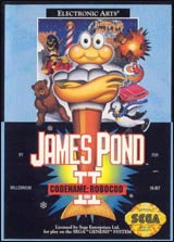 James Pond II Codename: Robocod