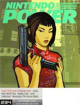 Nintendo Power Volume 234 Grand Theft Auto: Chinatown Wars