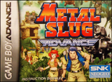 Metal Slug Advance (Instruction Manual)