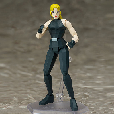 Virtua Fighter Sarah Bryant Figma