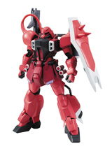 Robot Spirits Gunner Zaku Warrior Lumamaria Version