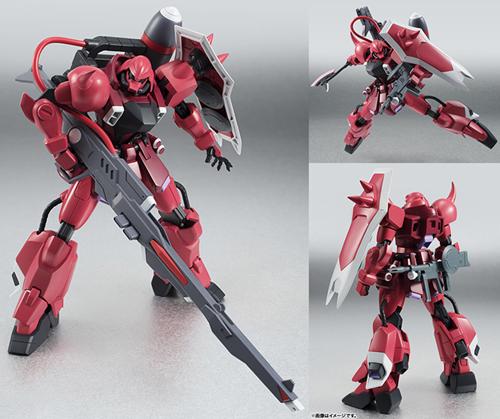 Robot Spirits Gunner Zaku Warrior Lumamaria Version