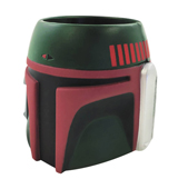 Star Wars Boba Fett Helmet Huggie Can Cooler