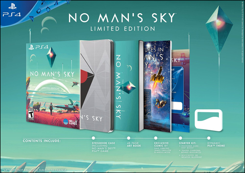 No Man's Sky: Limited Edition