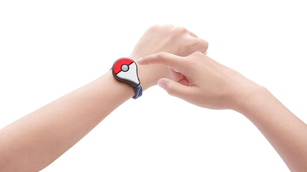 Pokemon GO Plus Bluetooth Bracelet