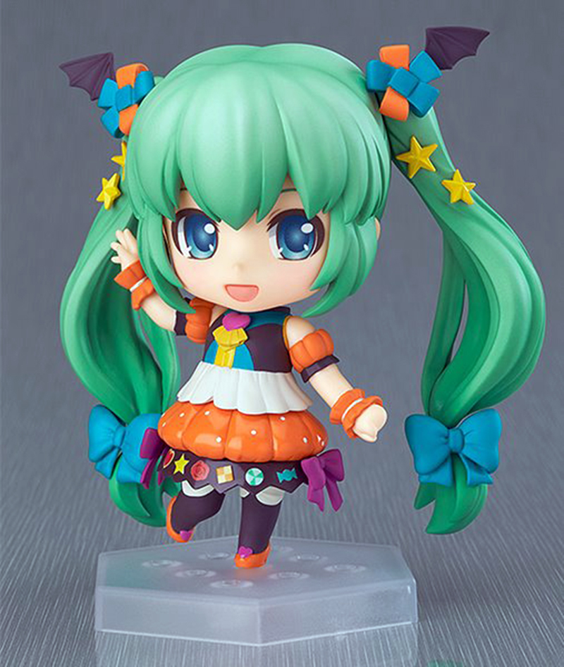 Hatsune Miku Sega Project Pumpkin Version Nendroid