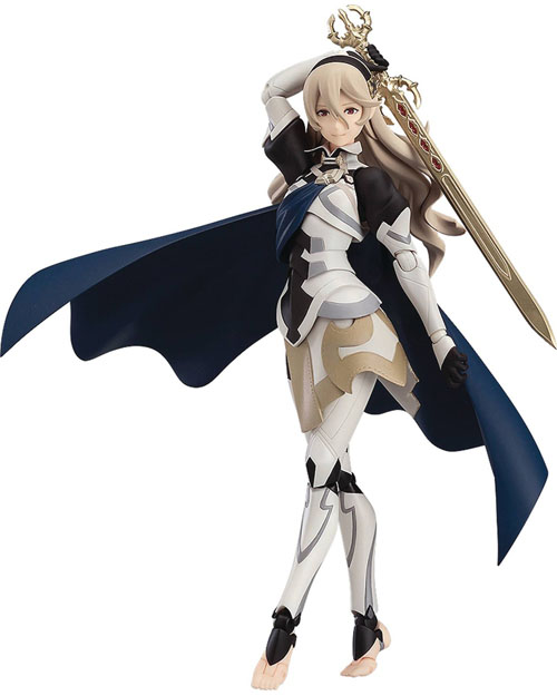 Fire Emblem Fates Figma Corrin Female Version Figure