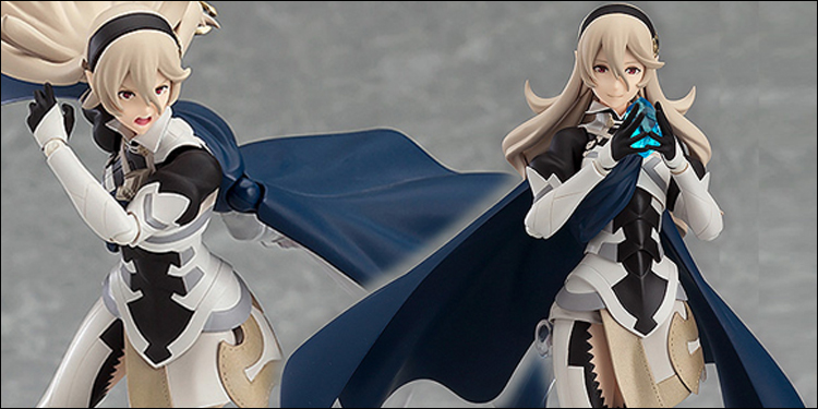 Fire Emblem Fates Figma Corrin Female Ver Fig