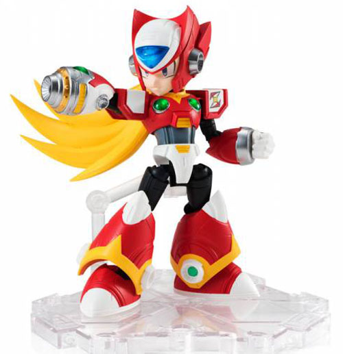 Mega Man X NXEdge Zero 4 Fig Gun