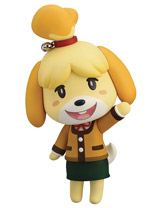 Animal Crossing New Leaf: Shizue Isabelle