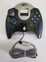 Dreamcast MadCatz Black Dream Pad